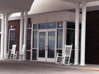 Garden Place Senior Living - Waterloo, IL (Manko Commercial Door System)
