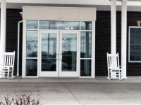 Garden View Senior living - Waterloo, IL (Manko Commercial Door System)