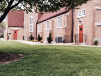 Immanuel Lutheran Church – Waterloo, IL (Jeld-Wen Fiberglass Doors)