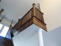 Koetter Woodworking Oak Stair Parts