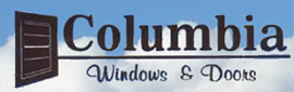 columbia window door logo