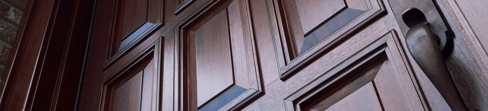 St. Louis Exterior Wood Doors by Wilke WIndow & Door